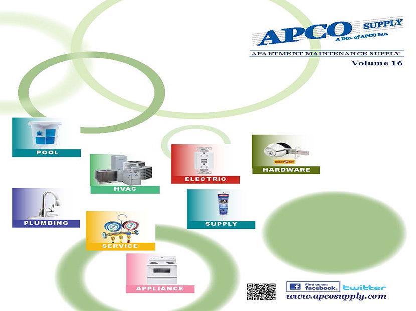 Winsupply Acquires APCO