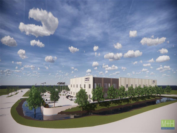 Plumbers & Pipefitters Local 562 Breaks Ground on Training Center