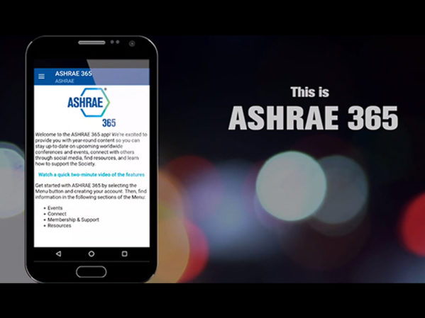 ASHRAE Hosts First Tech Hour on Optimizing Occupant Health in Indoor Environments