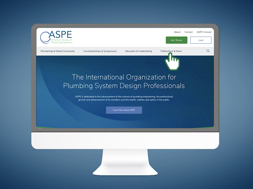 ASPE Launches New Website