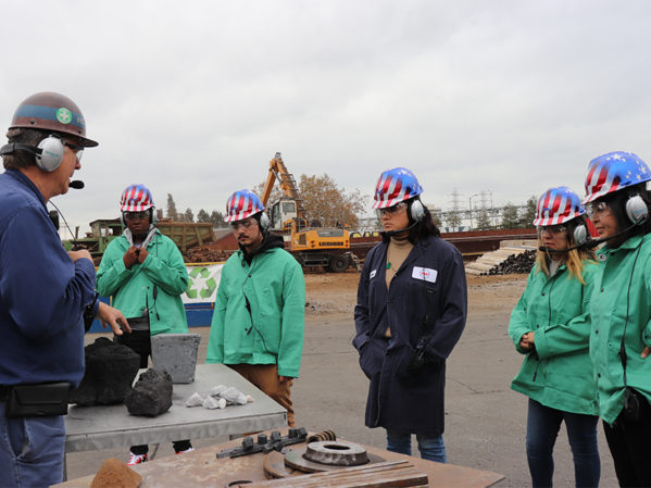 AB&I Foundry Supports Manufacturing Day by Hosting Students