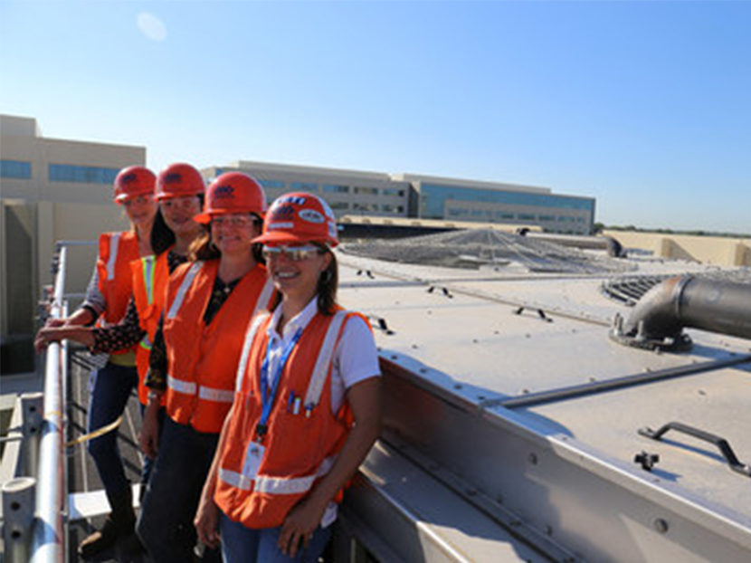 Autodesk and AGC Launch Safety Harness Grant Program for Women