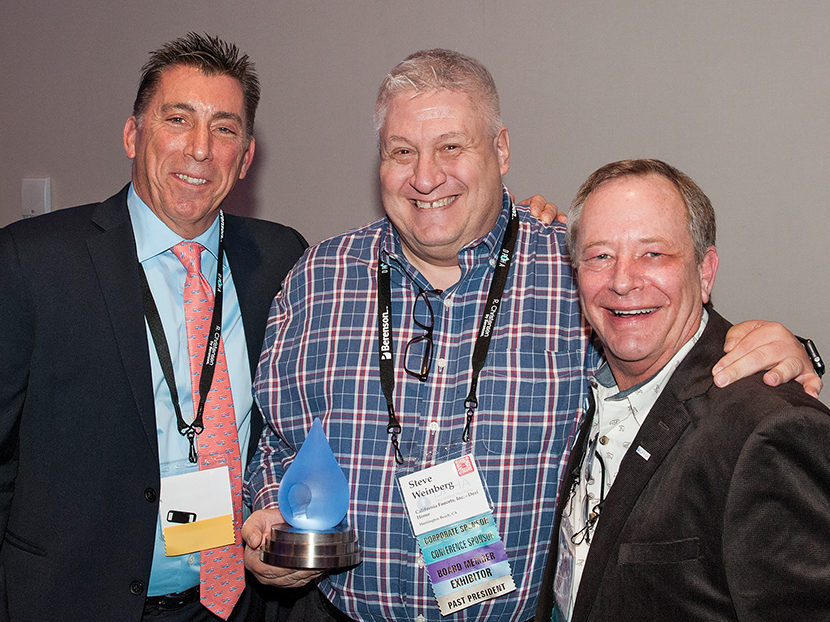 California Faucets National Sales Manager Steven Weinberg Named DPHA Professional of the Year