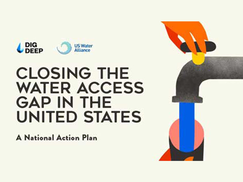 IAPMO-Backed Report: More Than 2 Million Americans Live Without Access to Running Water, Sanitation