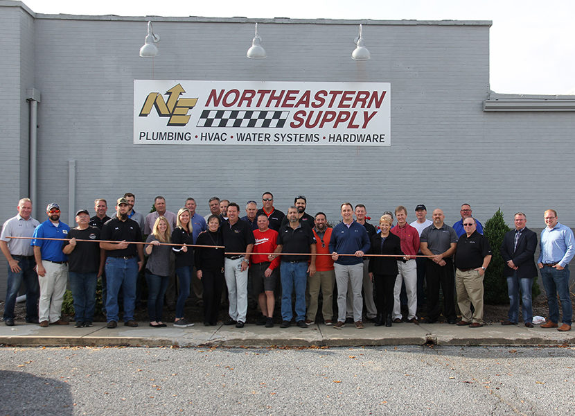 Northeastern Supply Celebrates Grand Opening of Chestertown, Maryland, Store