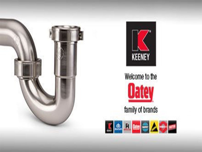 Oatey Acquires Certain Assets of Keeney