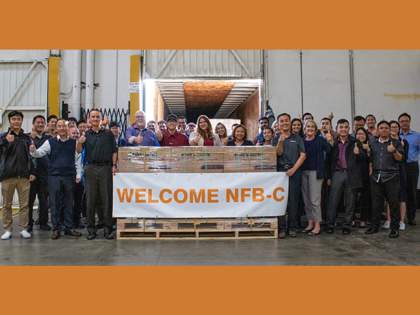 Navien Starts Shipping NFB-C Commercial Fire Tube Boilers