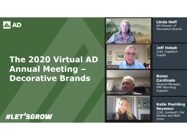 AD Decorative Brands Annual Meeting Celebrates Success and Adaptation