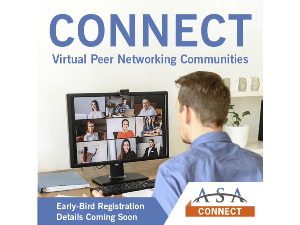ASA Opens Expanded CONNECT Communities in 2021