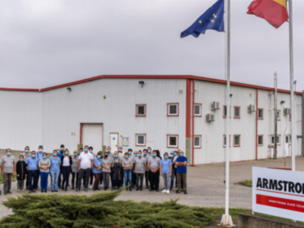 Armstrong Moves European Production of Circulators to New Expanded Facility in Romania 3