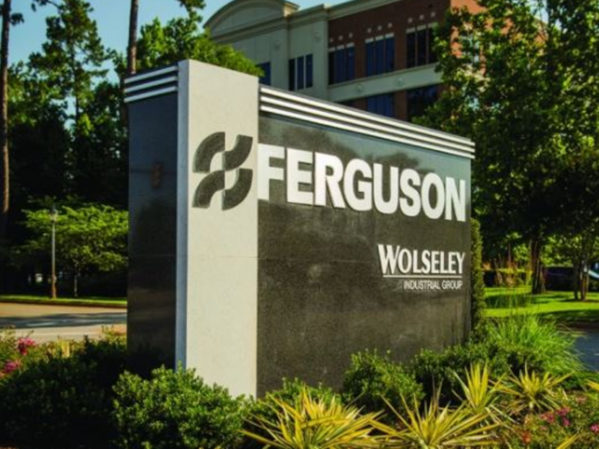 Ferguson acquires Old Dominion Supply and Atlantic Construction Fabrics