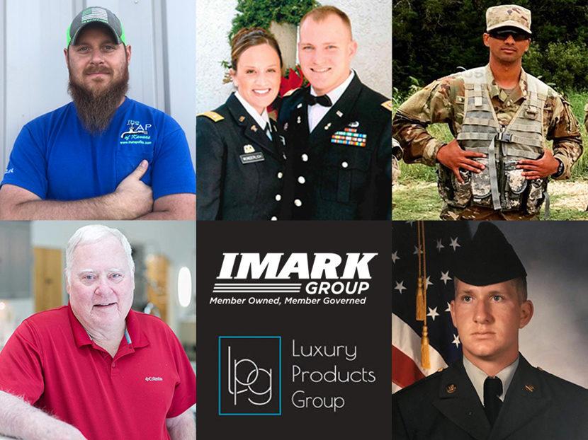 LPG Celebrates Veteran Members and Vendors of IMARK Group 2