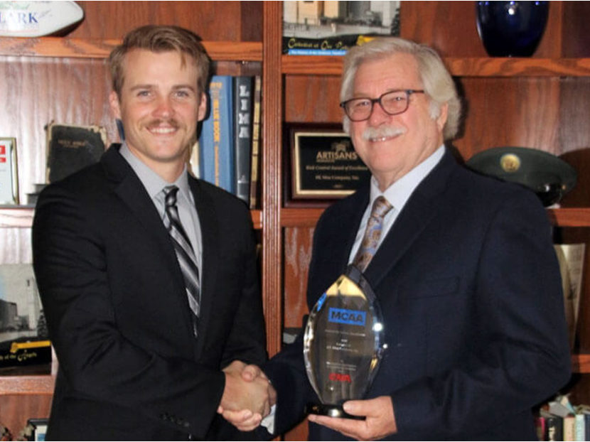 MCAA Honors H.L. Moe Company Inc. with Top Safety Award for 2019 2