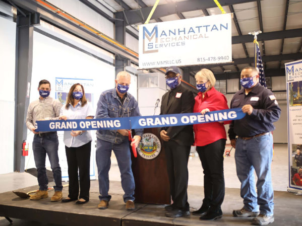 Manhattan Mechanical Services Announces Opening of New East Chicago Facility 2