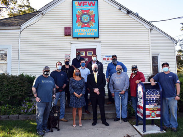 Michael James Industries and UA Local 638 Lend Veterans a Helping Hand Lead