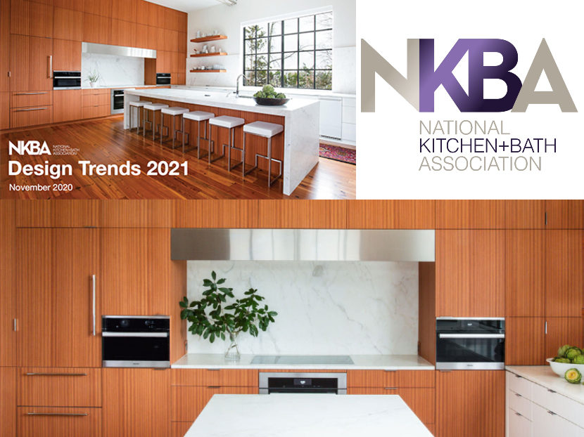 NKBA Research Reveals Top Kitchen and Bathroom Trends for 2021 FINAL