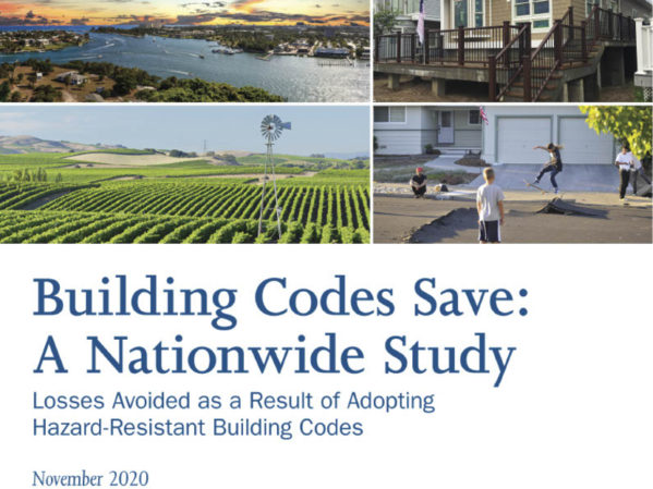 New FEMA Study Projects Implementing I-Codes Could Save $600 Billion by 2060