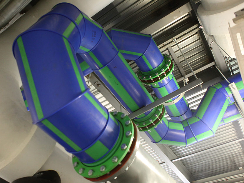 Old Dominion's New Central Utility Plant Reigns as Fast-Track Masterpiece