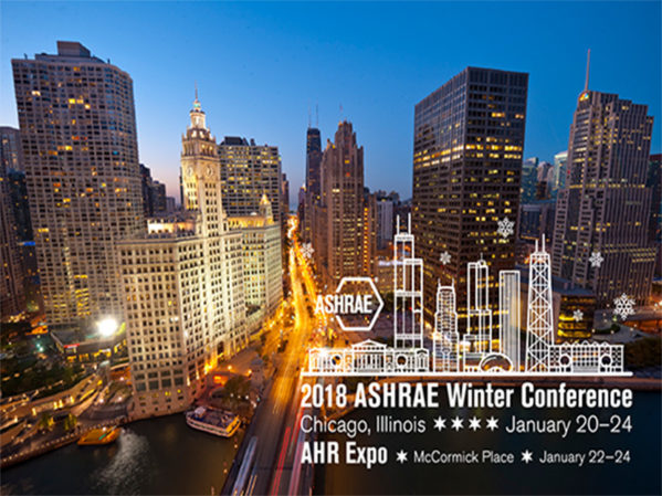 ASHRAE Technical Program For Winter Conference Focuses On Reducing Ecological ImpactASHRAE Technical Program For Winter Conference Focuses On Reducing Ecological Impact
