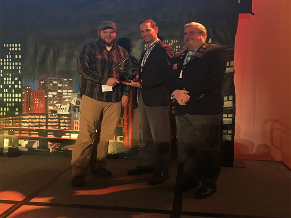 Delta Faucet and PHCC Recognize Matt Johnson as 2017 Apprentice of the Year
