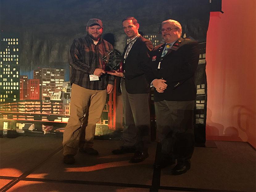 Delta Faucet and PHCC Recognize Matt Johnson as 2017 Apprentice of the Year