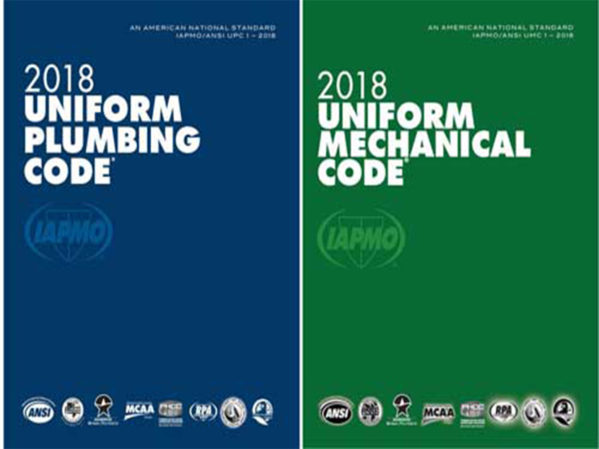 IAPMO Solicits Proposals for 2021 UPC, UMC
