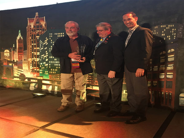 PHCC Recognizes Evan Hibbs as 2017 Plumbing Contractor of the Year