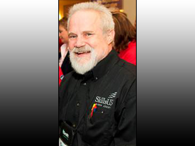 PHCC Recognizes Robert Hahn as 2017 Plumbing Instructor of the Year