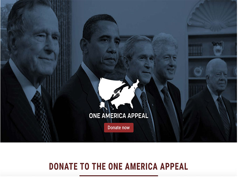 Stiebel Eltron Donates $10,000 to One America Appeal
