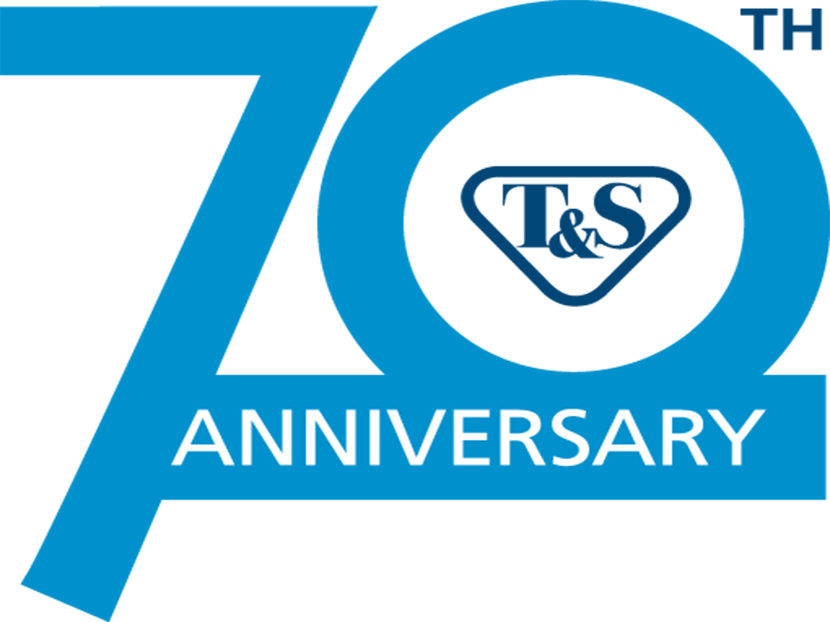 T&S Brass Marks 70th Anniversary Year