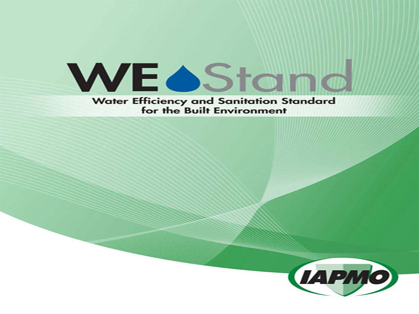 Iapmo Seeks Volunteers For 2020 Westand Technical Committee 2017