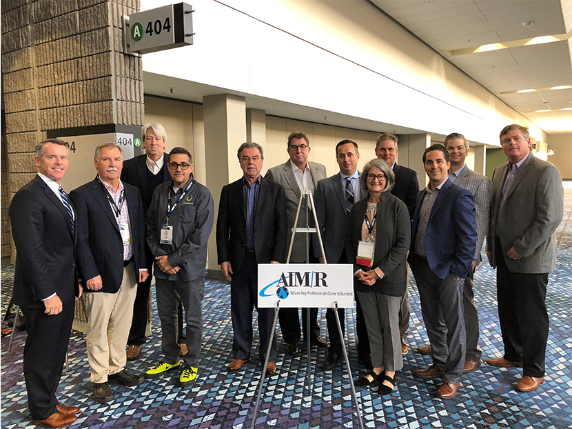 AIMR Manufacturer Advisory Council Meeting Held During ASPE Convention