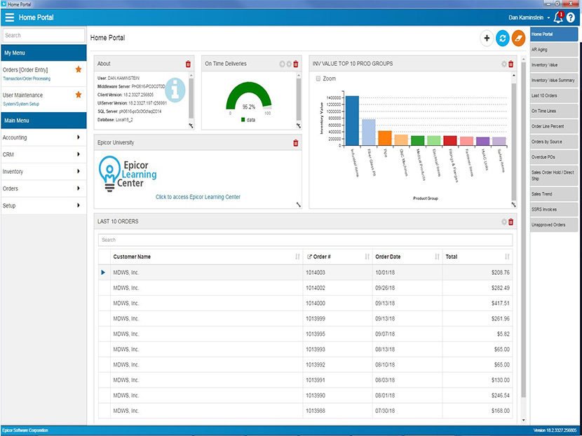 Epicor Releases Upgrades to Fit-for-Purpose Software Solutions for Digital Distributors