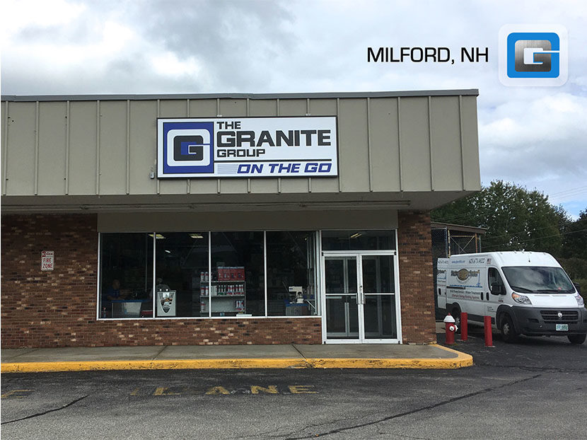 Granite Group Opens New Milford, New Hampshire Branch