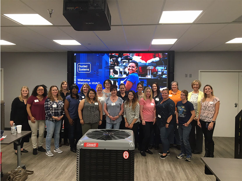 Johnson Controls Hosts Women in HVAC Summit