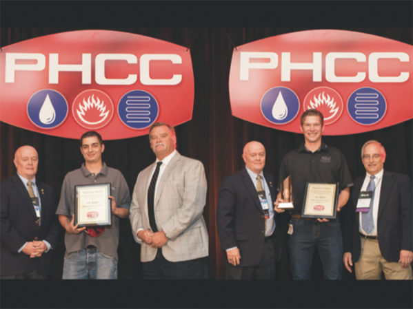 PHCC Educational Foundation Announces National Apprentice Contest Winners