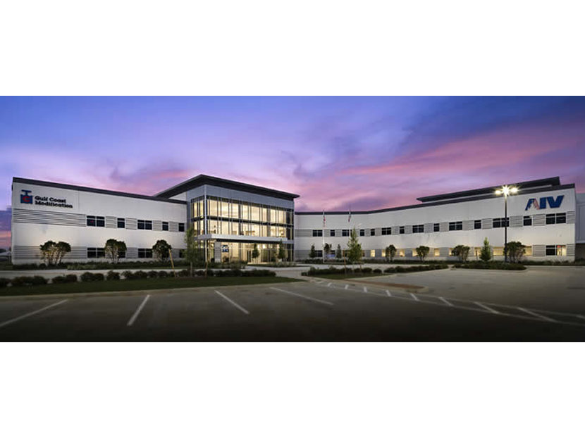 AIV and Gulf Coast Modification to Host Open House of New Facility