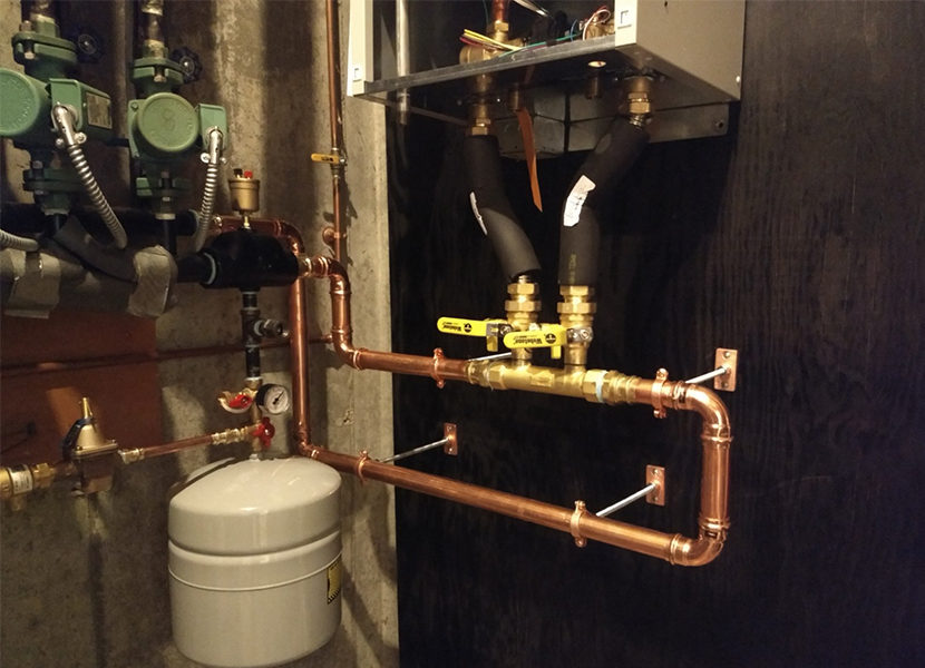"""Ask the Builder"" Host Tim Carter Upgrades to a Modulating Combi Boiler 3"