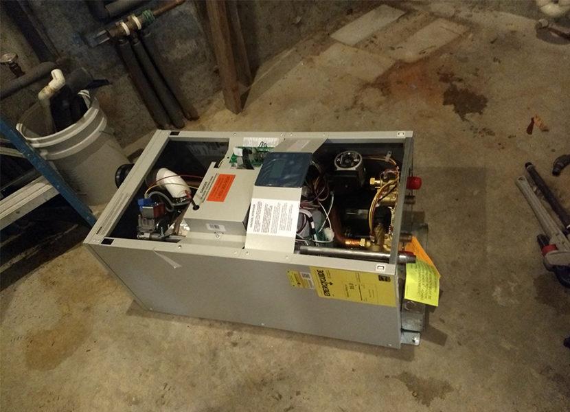 """Ask the Builder"" Host Tim Carter Upgrades to a Modulating Combi Boiler 4"