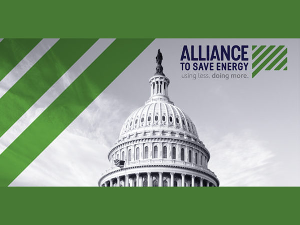 Coalition Urges Congress to Pass New Energy Efficiency Tax Incentive Bills