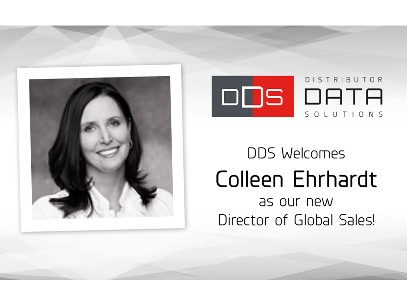 Colleen Ehrhardt Joins DDS as Director of Global Sales