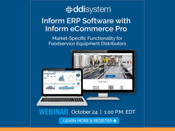 "DDI System to Host Webinar: ""Key Strategies for Solving the eCommerce & ERP Disconnect"" 2"