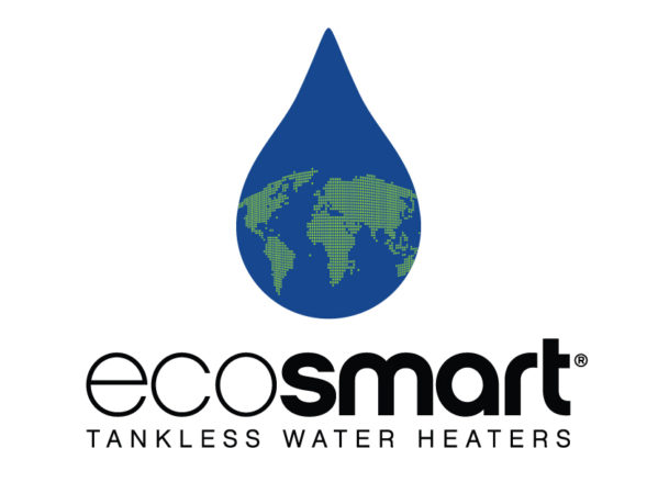 EcoSmart Tankless Water Heaters Unveils New Brand Design