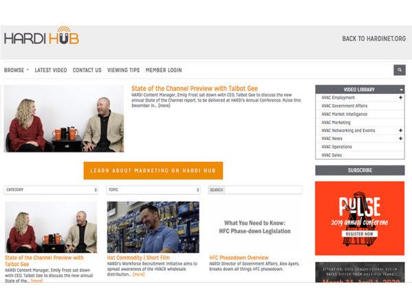 HARDI Launches HARDI Hub
