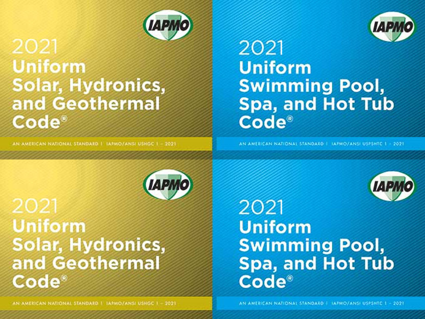 IAPMO Solicits Public Comments for 2021 USHGC, USPSHTC