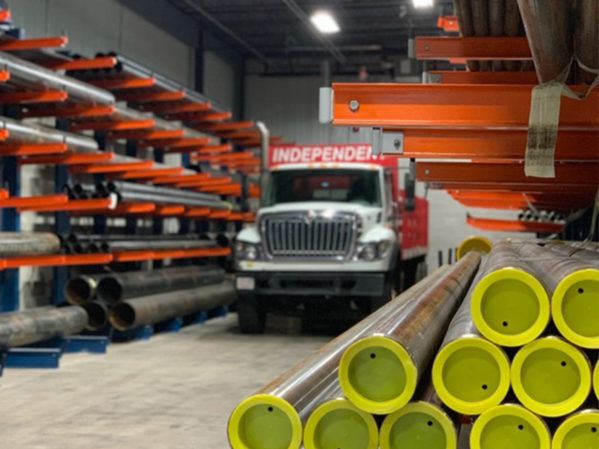 Independent Pipe Hosts Grand Opening of New Branch in Windsor, Connecticut
