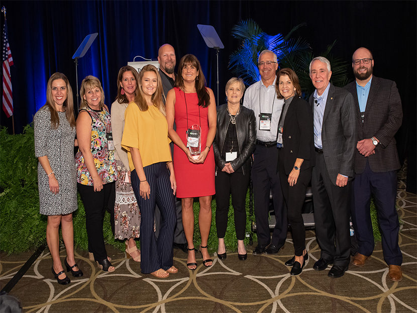 Laura Ciriello-Benedict Named 2019 Plumbing Contractor of the Year