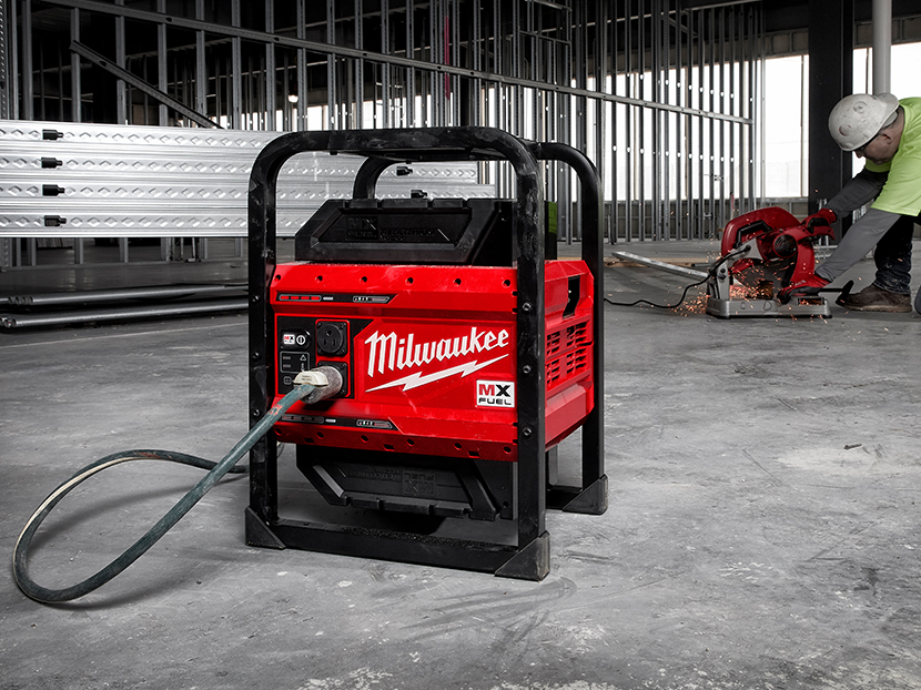 Milwaukee Tool Launches MX FUEL Equipment System 4