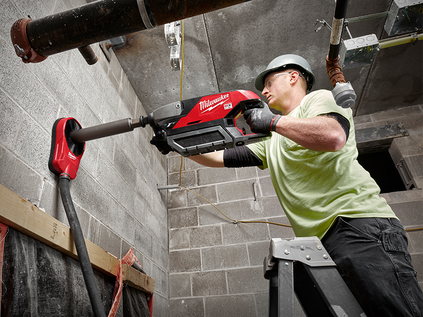 Milwaukee Tool Launches MX FUEL Equipment System 3