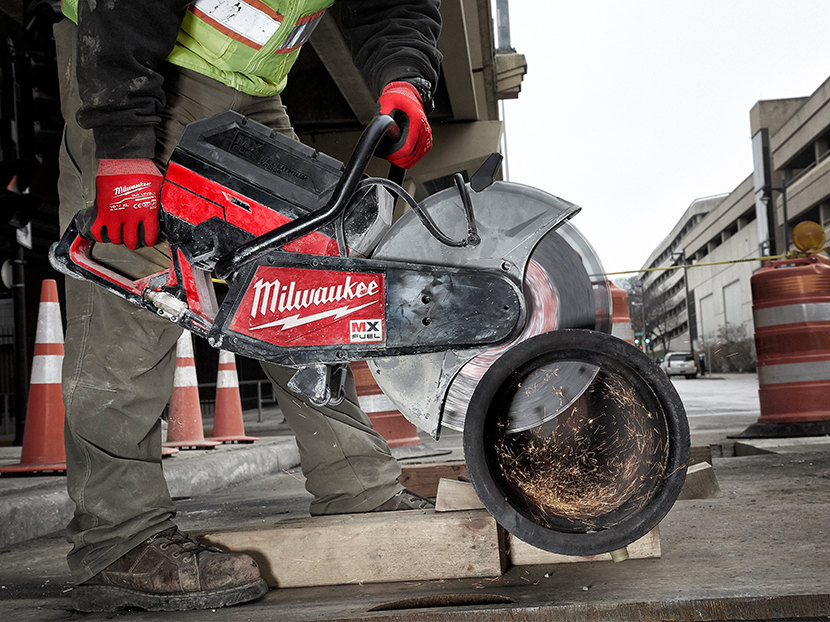 Milwaukee Tool Launches MX FUEL Equipment System